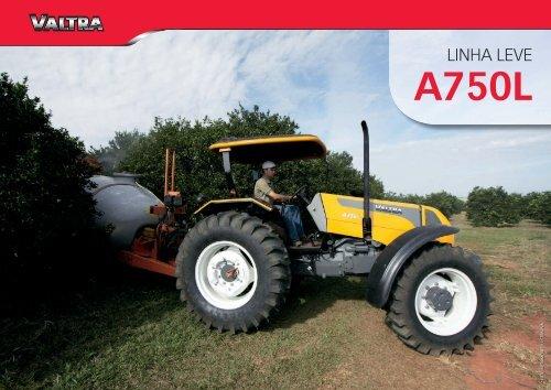 VT LINHA LEVE A750L.indd - Valtra