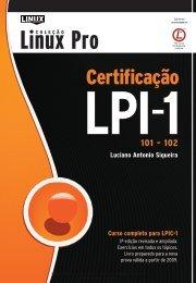 Certificação Linux LP-1