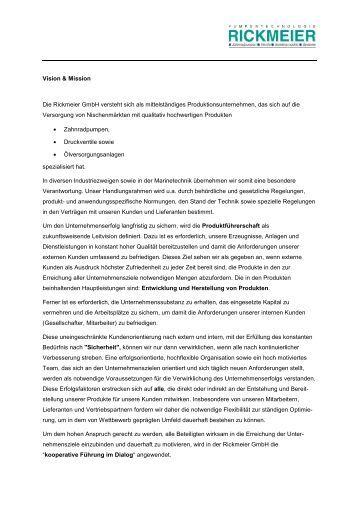 2012_06_26_ Handbuch Auszug Vision & Mission