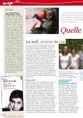 Quelle soif ? - Paroisse Saint Augustin Sainte Elisabeth - Page 6