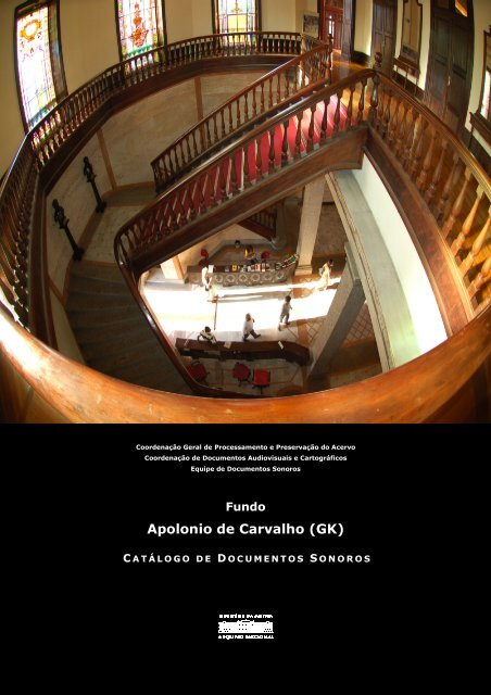 Apolonio de Carvalho - Arquivo Nacional