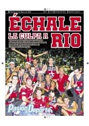 diario 94.indd - Pasión & Deporte