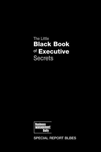 little black book final cov