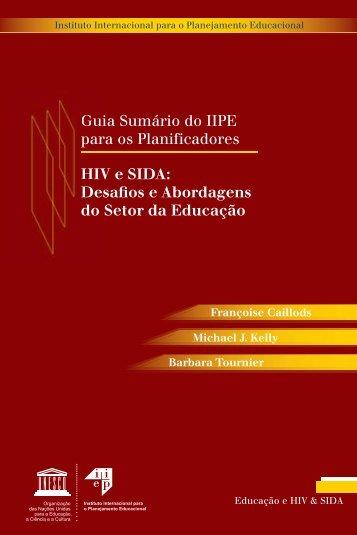 EDUCAÇÃO E HIV-AIDS