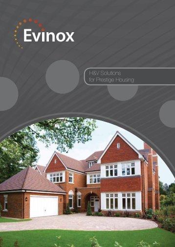 Prestige Housing Brochure - Evinox