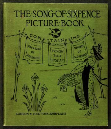The Song of Sixpence Picture Book - Tim And Angi