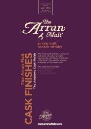 Ca sk Finishes - Isle of Arran