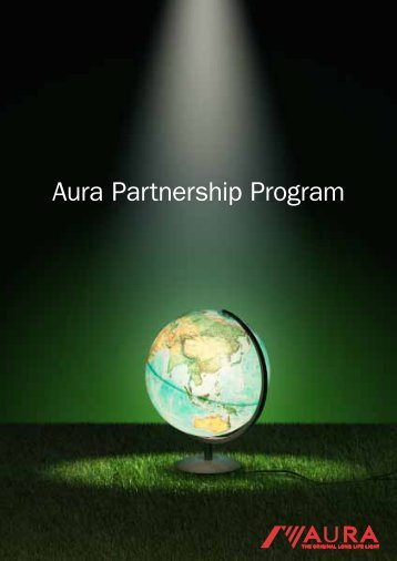 Aura Partnership Program - Aura Light