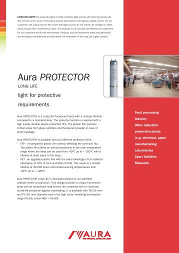 Aura PROTECTOR - Aura Light