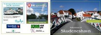 Karmøy - Visit Skudeneshavn
