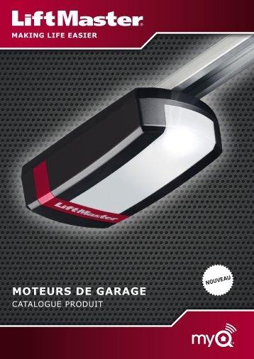 mOTeUrs De garage - liftmaster.de