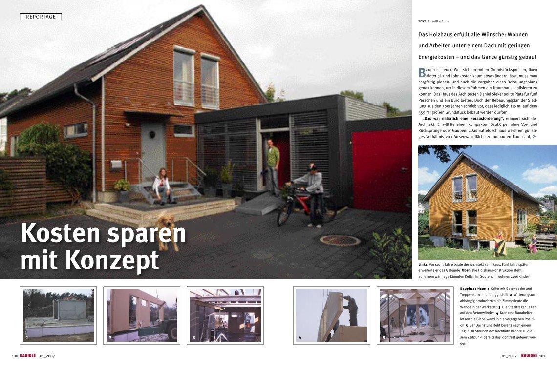 Günstig Bauen Mit Architekt 7 free magazines from sieker architekten de