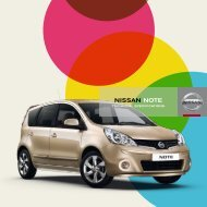 nissan nOTE - Derek Loane Motors
