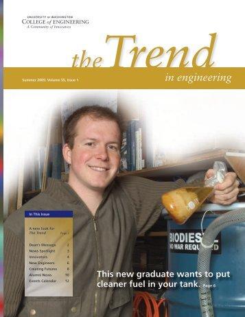 Summer 2005 - College of Engineering - University of Washington