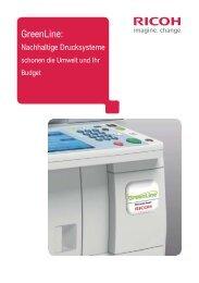 Greenline brochure A5_DE_19April2012.indd - Ricoh
