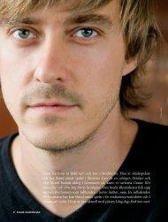 Jonas Karlsson är född 1971 och bor i Stockholm. Han är ...
