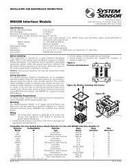 M502M Interface Module