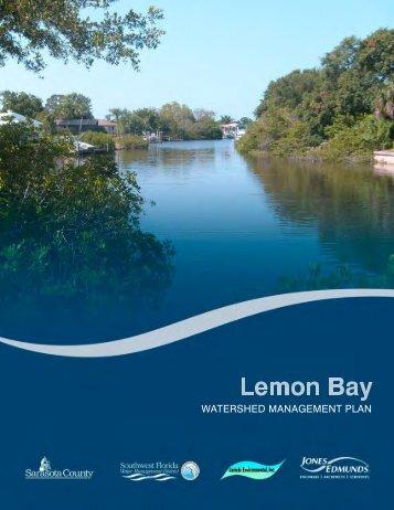 Download complete plan (954 pages, 33 MB) - Sarasota.WaterAtlas ...