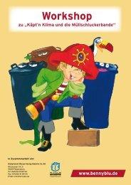 Käpt'n Klima und der Müllschluckerbande