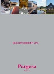 Pargesa - Schweizer Geschäftsberichte-Rating
