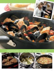 German Catalog Winter 2012 - Pampered Chef