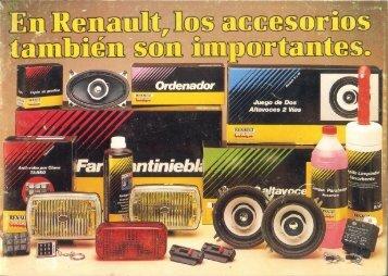 Renault Boutique - Renault 21