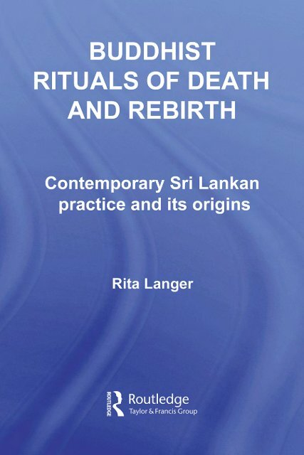 Buddhism, Conflict and Violence in Modern Sri Lanka (Routledge Critical Studies in Buddhism)