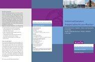 CAU Folder 6-seitig - Interkulturelle Studien: Polen und Deutsche in ...