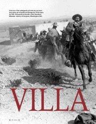 Francisco Villa cabalgando al frente de sus hom- bres ... - diasiete.com