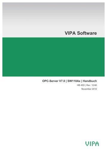 OPC-Server rekonfigurieren - Vipa.com