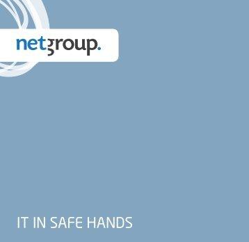 IT In safe hands - Netgroup