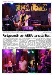 En rapport från konserten och fler bilder finns i Katrineholms Tidning ...