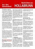 Nachrichten aus - Hollabrunn - SPÖ - Seite 3