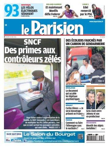 Le Salon du Bourget - Pierrefitte Socialiste