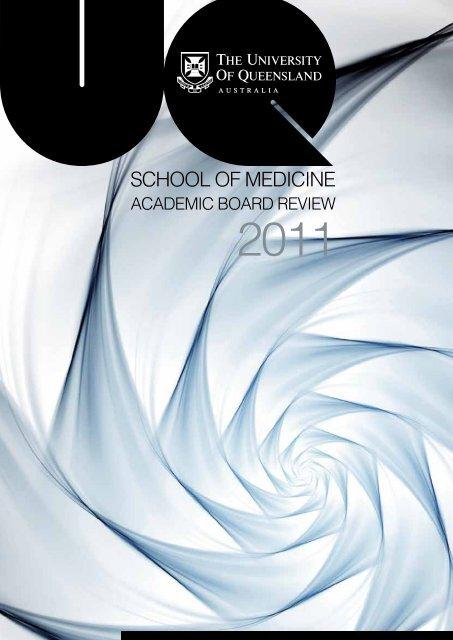 School of Medicine - University of Queensland