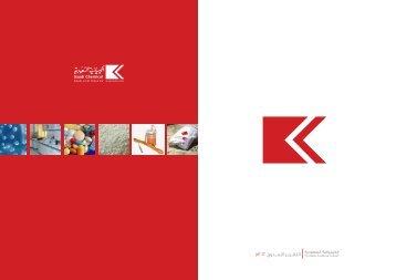 annual report 2012 - Saudi Chemical