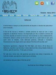 Fanzine - I Believe - Bon Jovi Portugal