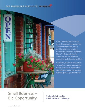 Small Business – Big Opportunity - Nelson Mullins Riley ...