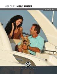 Mercruiser Inboard and Sterndrive Catalog