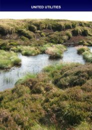 Restoration of Upland Vegetation - About United Utilities