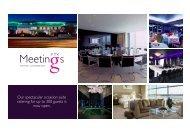 Brochure (PDF) - The G Hotel