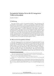 Europäische Schulen - Zeitschrift für ausländisches öffentliches ...