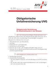 Merkblatt Obligatorische Unfallversicherung (PDF, 198 KB)