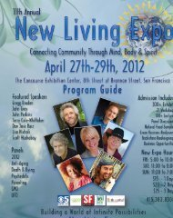 speaker directory - New Living Expo