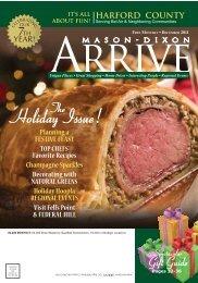 Happy Holidays! - Mason Dixon Arrive Magazine