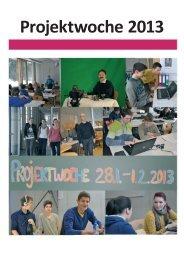 Projektwoche 2013 - Bezauer Wirtschaftsschulen