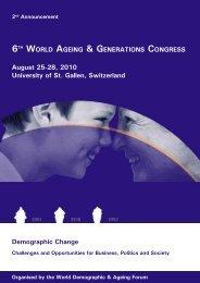 August 25-28, 2010 University of St. Gallen, Switzerland ...