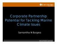 Samantha Burgess - World Ocean Council
