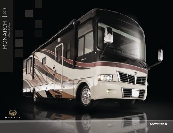 Monaco Monarch Brochure (PDF) - Pete's RV Center