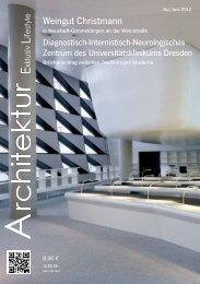 Lesen Sie den Artikel in Architektur Exklusiv Lifestyle - riedundsohn.de